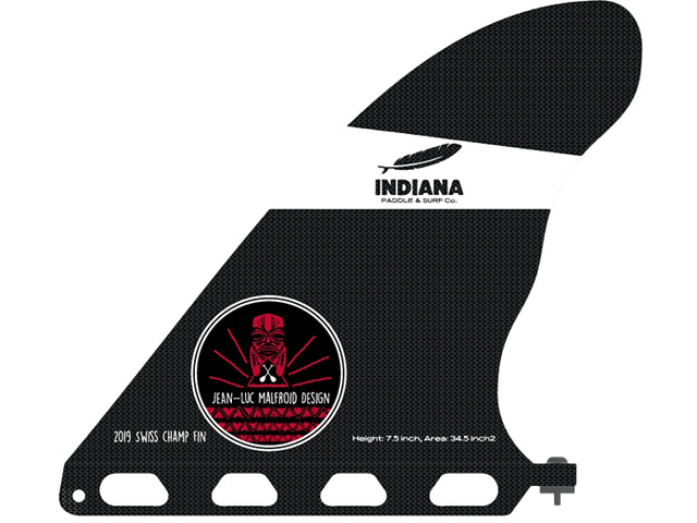 """Indiana SUP 7.5"""" Malfroid Race Fin"""